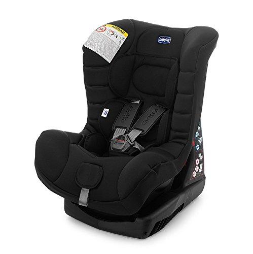 Chicco Eletta Comfort B.Car Seat (Black)