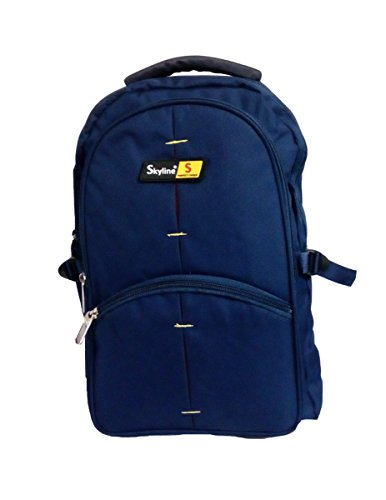 Skyline College/School/Office Backpack Bag Blue  with Warranty 505