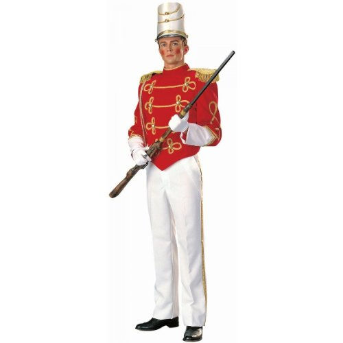 Deluxe Toy Soldier Adult Costume - Large -