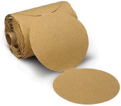 3M Stikit Paper Disc Roll 236U, P80 C-weight, 6 in x NH, Die 600Z 417AvCQ2BN0L