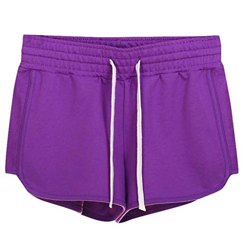 Naladoo New Women's Sports Beach Shorts Casual Hot Pants Summer Sexy Mini Pants ()