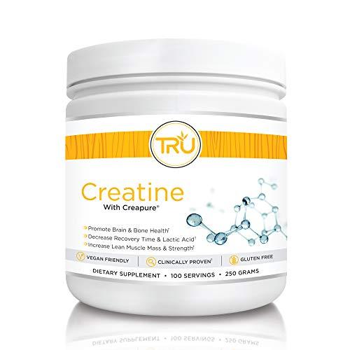TRU Creatine | 100 Servings