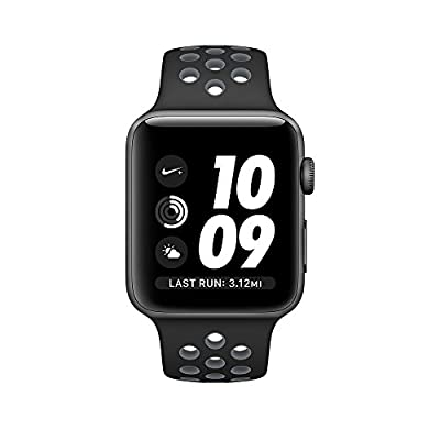 Apple Watch Nike+ 42mm Black
