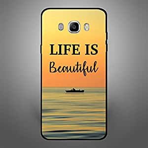Samsung Galaxy J7 2016 Life is Beautiful