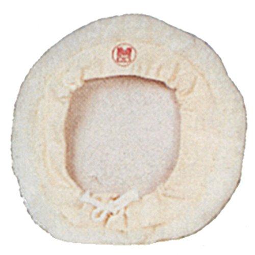 Makita P-21755 Disque à polir en peau d'agneau pour ponceuse/polisseuse 225 mm