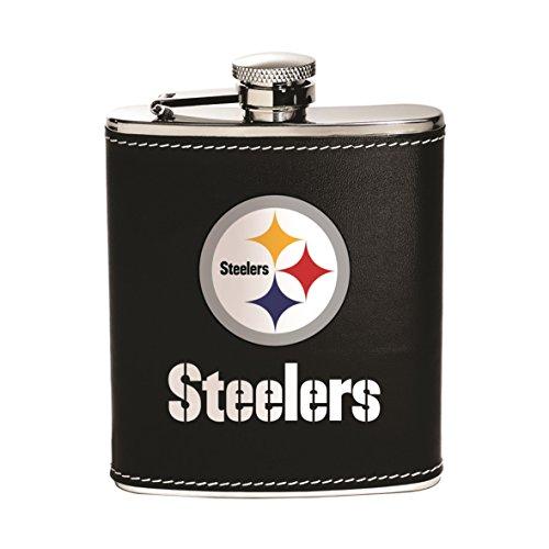 (Boelter Brands NFL Stainless Steel Flask)