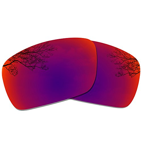 Dynamix Polarized Replacement Lenses for Oakley Fuel Cell - Multiple Options (Midnight, Polarized ()