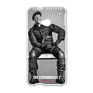 The Expendables HTC One M7 Cell Phone Case White Phone cover V92813603