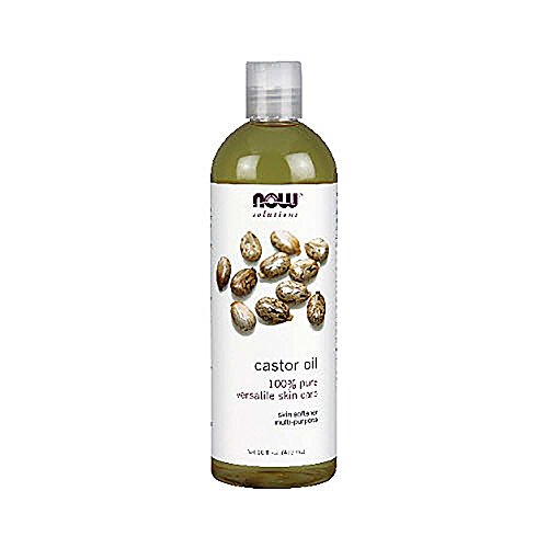 NOW Castor Oil, 16-Ounce
