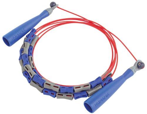 HumanX Beaded Speed Rope Blue product image