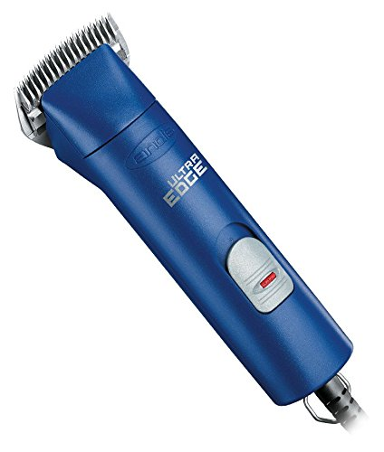 Andis UltraEdge Super 2-Speed Detachable Blade Clipper with Super Blocking Blade, Professional Equine and Livestock Grooming, Cleaning Blade Brush Included by Andis (Image #1)
