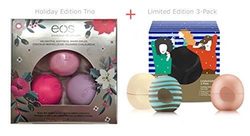 Eos Lip Balm Trio - 3