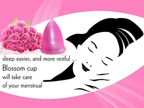 Xiton - Pequeño rosa copa menstrual es el mejor venta en menstruales Copas (pequeño, rosa): Amazon.es: Salud y cuidado personal