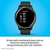 Garmin 010-02173-11 Venu, GPS Smartwatch with