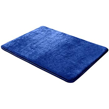Amazon Com J Amp M Home Fashions Microfiber Bath Rug 24
