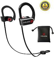 Casque Bluetooth 4.1 Écouteurs Audio Sans Fil Sport Hbuds H1 avec Mic Casque de Sport Intra-Auriculaires Anti Bruit pour iphone 7 Plus iphone 8 Samsung