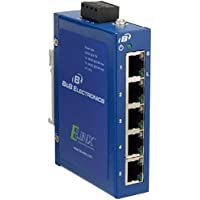 5 Port Compact Ethernet Switch 10/100