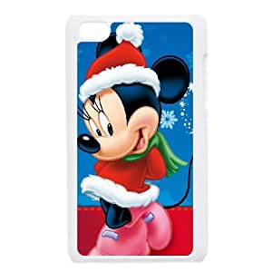 Mickey's Twice Upon a Christmas iPod Touch 4 Case White vjo