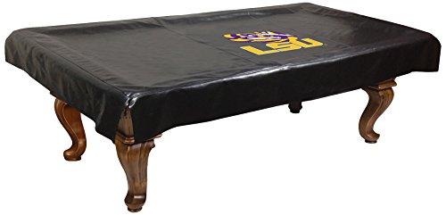 NCAA LSU Tigers Billiard Table Cover, ()