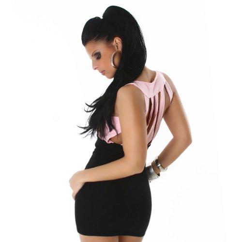 Young-Fashion - Vestido - Noche - para mujer Rose Noir