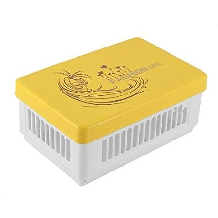 DealMux Caja de Almacenamiento plástico Hogar Oficina Lápiz ...