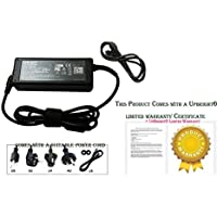 UpBright® AC Adapter Fits Fujitsu FI-6110 PA03607-B005 Scanner Power Supply Cord Charger