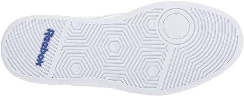 Reebok Memt Cordon steel Bajos Correr Zapatos Medios Talla Para Mujeres amp; white Club Blanco BqwBCr