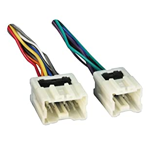 com metra wiring harness for select  metra 70 7550 wiring harness for select 1990 2005 nissan infiniti vehicles