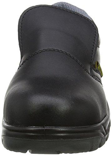 Safety Jogger - Calzado de protección de cuero unisex Negro