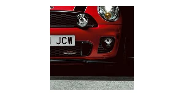 Amazon.com: MINI Cooper JCW Aero Kit, 2007-2010 Hardtop, and 2009-2010 Convertible (Pepper White w/o PDC): Automotive
