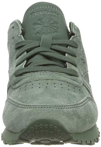 0 Cl Verde Exotic Mujer Zapatillas Material chalk Para Reebok Lthr Green reflective HwdUPx