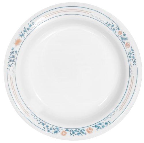 Corelle Livingware 15-Ounce Rimmed Soup/Salad Bowl, Apricot ()