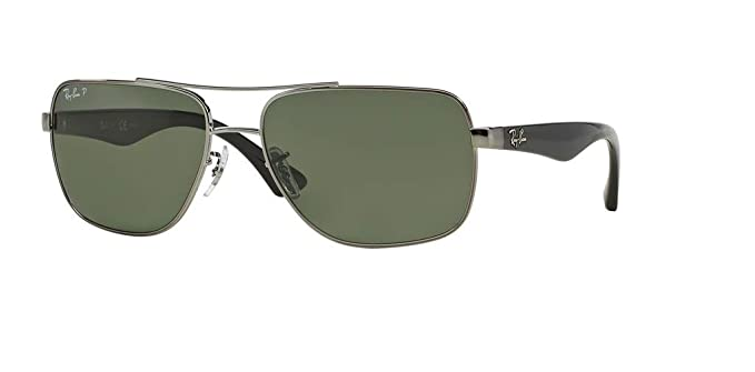 Amazon.com: Ray-Ban RB3483 - Gafas de sol, 60 mm: Clothing