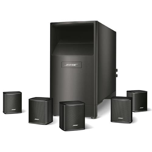 Bose Acoustimass 6 Series V Home Theater Speaker System (Black)