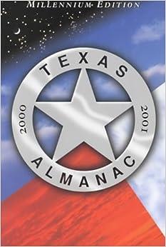 Texas Almanac 2000-2001