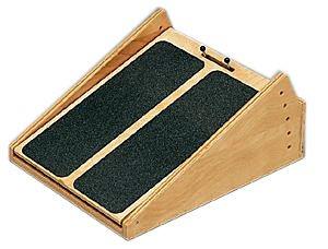 Cando Adjustable Incline Board Wood