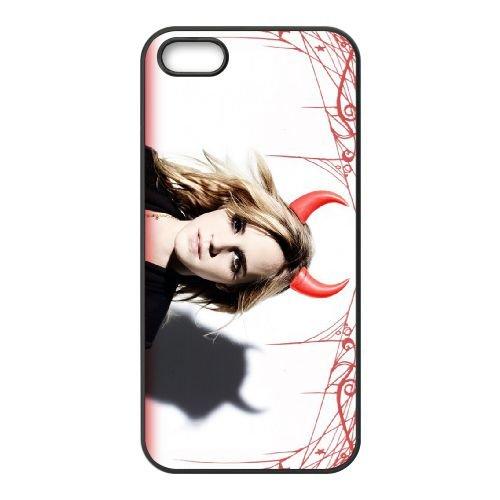 Emma Watson Celebrity coque iPhone 4 4S cellulaire cas coque de téléphone cas téléphone cellulaire noir couvercle EEEXLKNBC24892