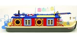 Sylvanian Families - Barco fluvial con accesorios