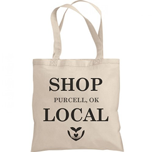 Price comparison product image Shop Local Purcell, OK: Liberty Bargain Tote Bag