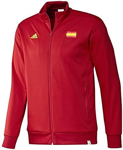 adidas España tranings Chaqueta (Talla M) FEF Anthem Chaqueta g77813: Amazon.es: Deportes y aire libre