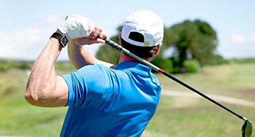 TomTom Golfer 2 GPS Watch - Small Strap, Light Grey