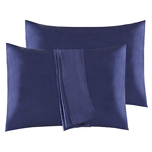 (EMME 2-Pack Satin Pillowcases Set for Hair and Skin 20