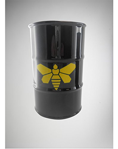Breaking Bad Barrel Pint Glass