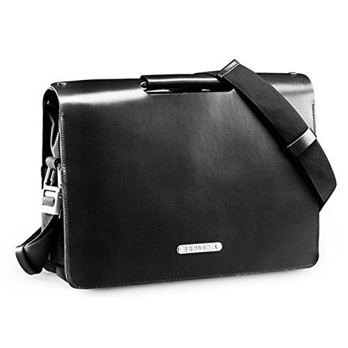 Brooks Moorgate Briefcase Akten- u. Schultertasche Akten Leder Tasche Echtleder hochwertig, BB035A07202