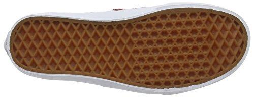 Vans Authentic - Zapatillas de lona para mujer negro - Black (Checker Plaid - Black/True White)
