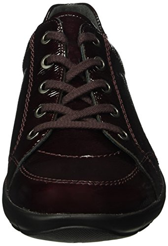 Brogues Red Women's Semler Cassis 068 Michelle xZPEPqwC