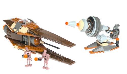 Amazon.com: LEGO Star Wars: Geonosian Fighter (4478): Toys & Games