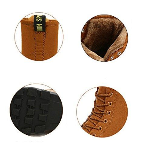 Altijd Mooie Plateau Sneaker Schoenen Voor Dames Winter Dames Lace Up Katoenen Snowboots # 2rose