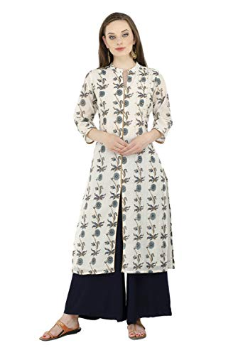 Lagi Kurtis Ethnic Women Kurta Kurti Tunic Floral Print Top Dress Casual Wear New Launch