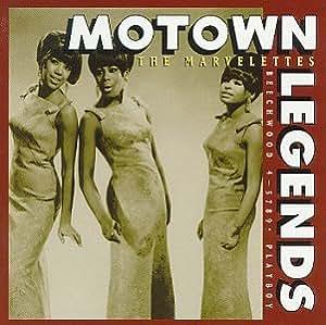 Marvellettes Motown Legends